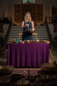 Anne Viese Meditativ klangkoncert