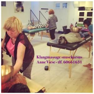 Næste klangmassage kursus er d. 7. februar kl 19-22. Et lille hold med maks 6 deltagere.