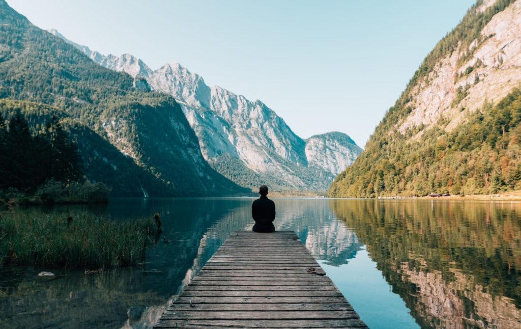 Naturlig stilhed