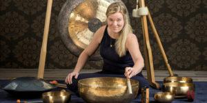 Gong og klangbad med Anne Viese