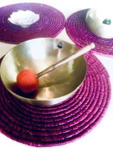 Lad Anne Viese undervise dig i Klangmassage med gong og klangbad