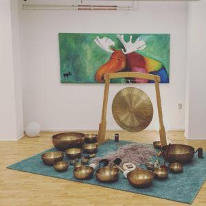 Gong og klangbad i Odense